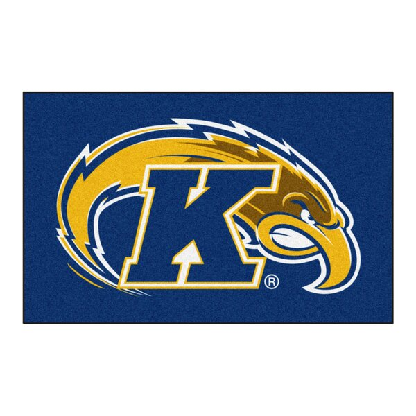 Collegiate NCAA Kent State University Doormat by FANMATS