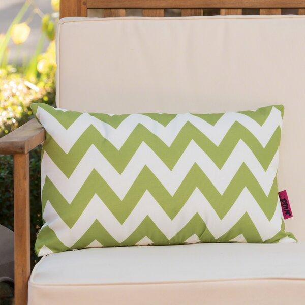 Mayhew Rectangular Outdoor Lumbar Pillow by Ebern Designs
