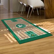 Nba - Boston Celtics Nba Court Runner Doormat By Fanmats.