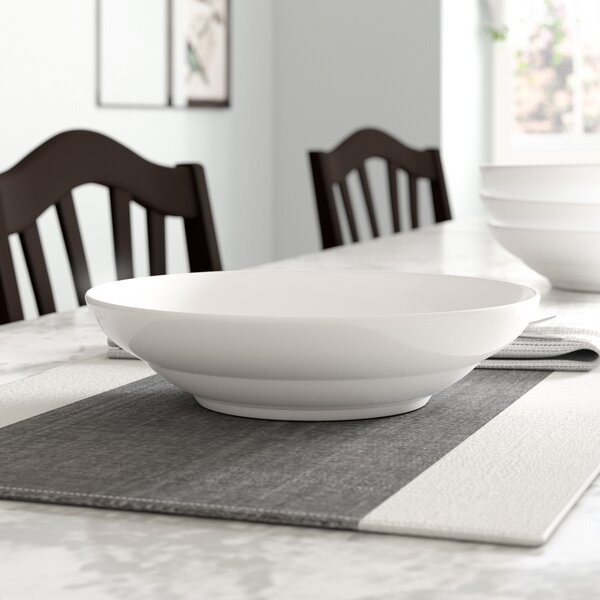 Raffin Meal Pasta Bowl (Set of 4) by Charlton Home