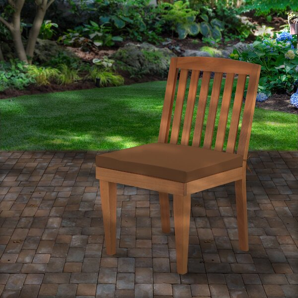 Reign Patio Dining Chair with Cushion by Union Rustic