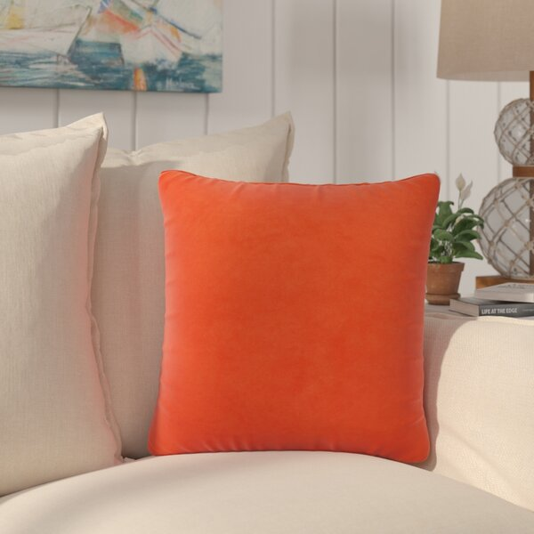 Dugan Soft Suede Throw Pillows (Set of 2) by Highland Dunes