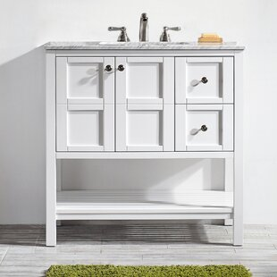 Caldwell 36 Single Bathroom Vanity Set ByBeachcrest Home