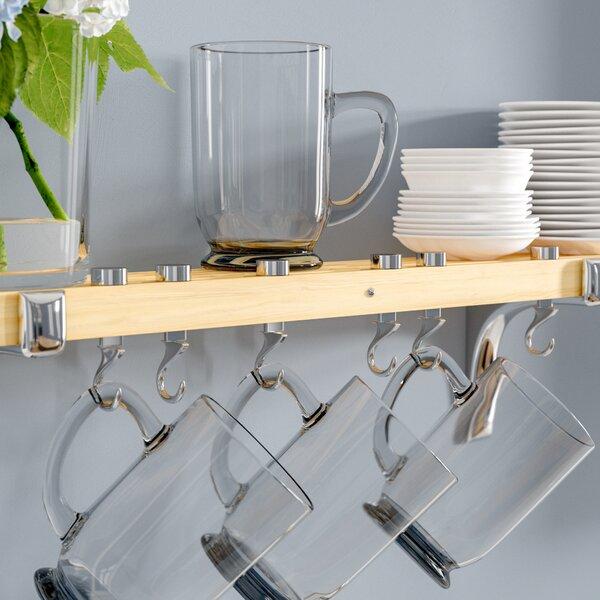 Garland 16 oz. Mug (Set of 4) by Mint Pantry