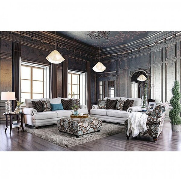 Mead Configurable Living Room Set by Canora Grey
