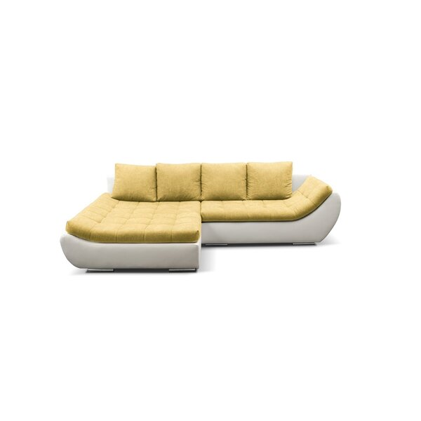 Zaphod Sleeper Sectional by Orren Ellis Orren Ellis