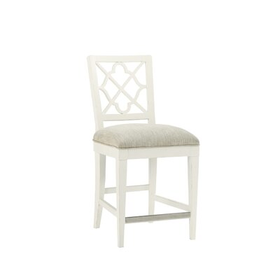 Bar Counter Stool Seat Counter Stool Seat Parchment image