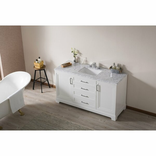 Darell 60 Single Bathroom Vanity Set by Canora Grey