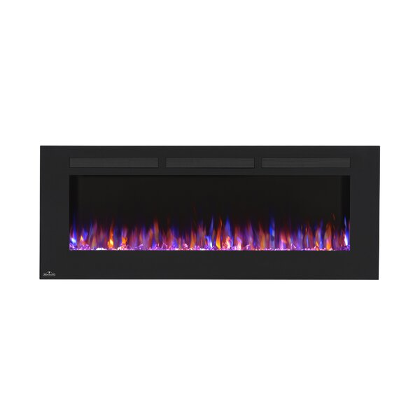 Allure Wall Mounted Electric Fireplace by Napoleon