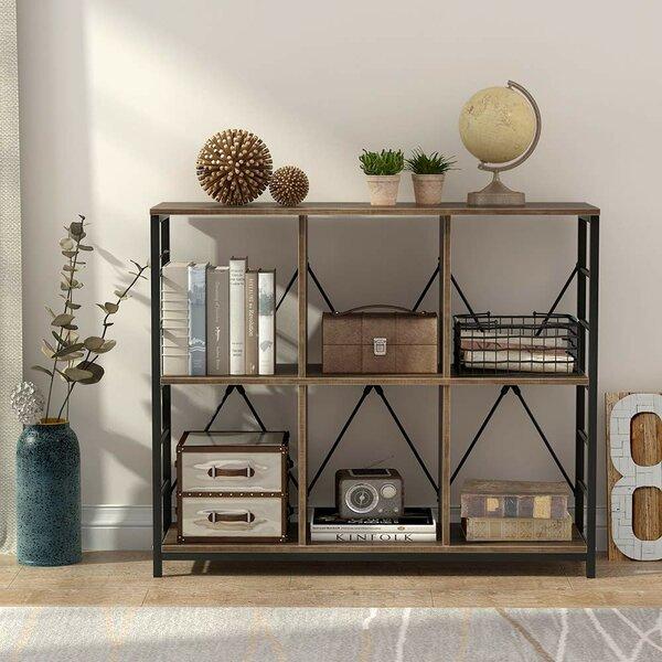 Leidesdorff Cube Bookcase by Williston Forge