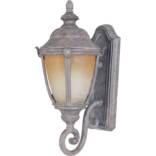 Coupon Braylsham 1-Light Outdoor Sconce By Astoria Grand