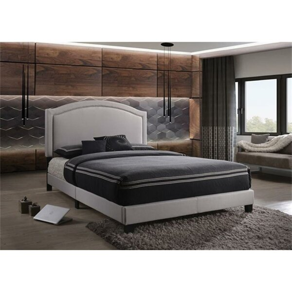 Valkyries Upholstered Standard Bed by Charlton Home Charlton Home