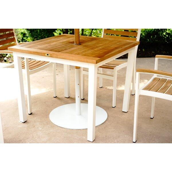 Catalina Teak Dining Table by Beespoke