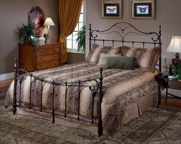 Bennett Standard Bed by Hillsdale Furniture