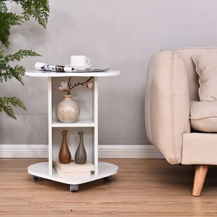 Swampscott Coffee End Table with Storage
