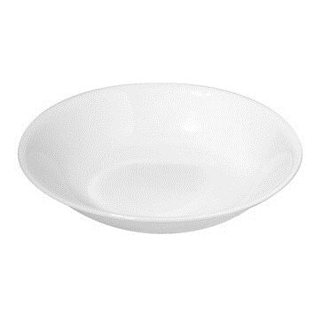 Livingware Winter Frost 20 oz. Salad/Pasta Bowl (Set of 6) by Corelle