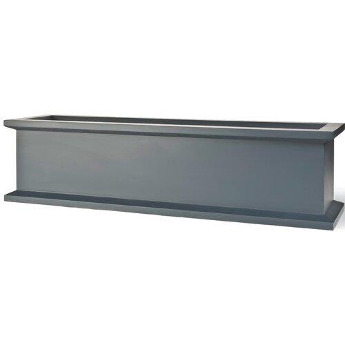 Balance Fiberglass Window Box Planter Sol 72 Outdoor