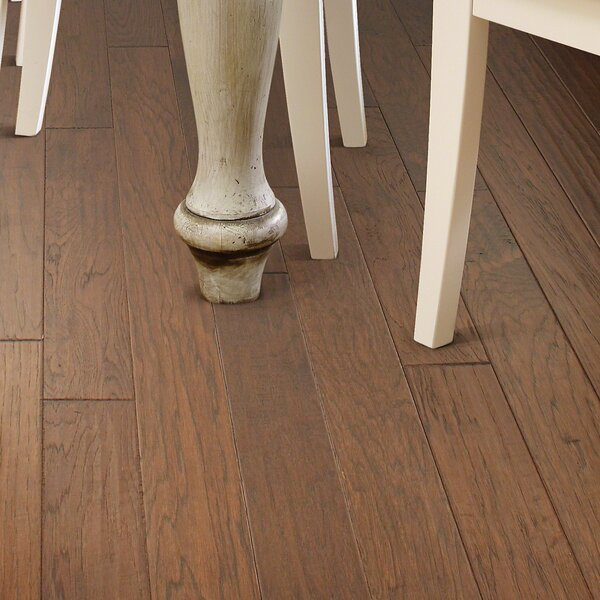 Union 5 Engineered Hickory Hardwood Flooring in Holly by Shaw Floors