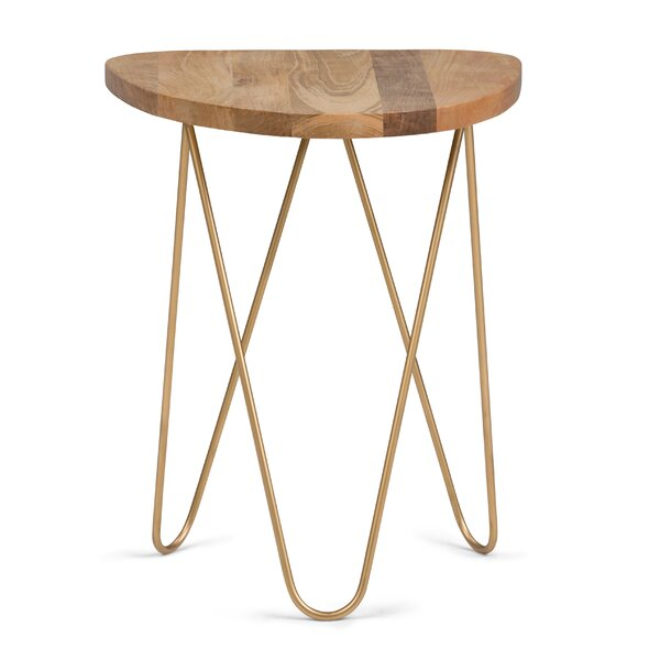 Nadia End Table by Union Rustic