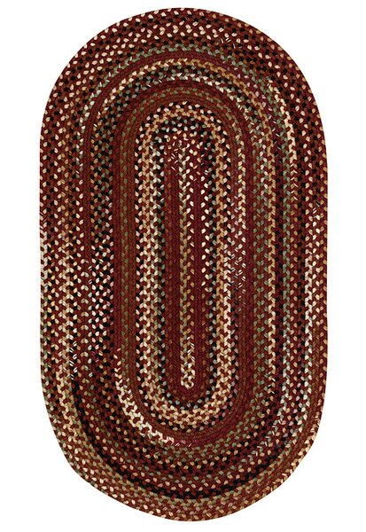 Fort Lupton Cinnamon Area Rug by Loon Peak
