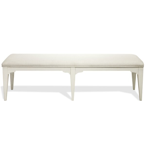 Clermont Dining Bench By Rosecliff Heights