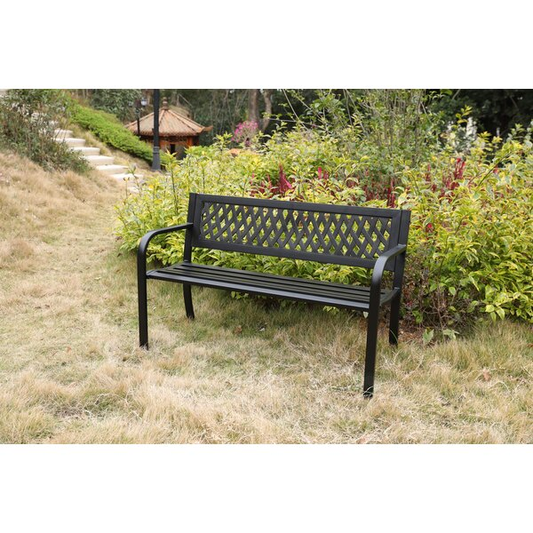 Johansson Park Bench By Charlton Home