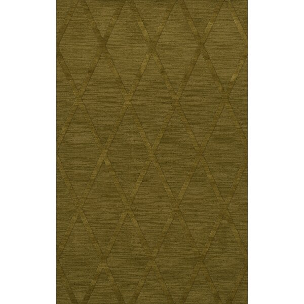 Dover Tufted Wool Avocado Area Rug by Dalyn Rug Co.