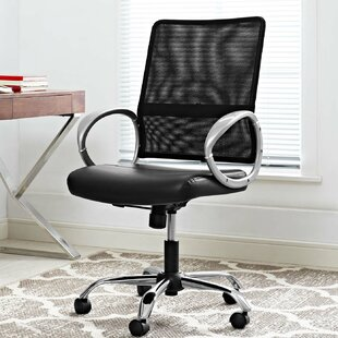 Holiman Mesh Conference Chair by Orren Ellis Discount