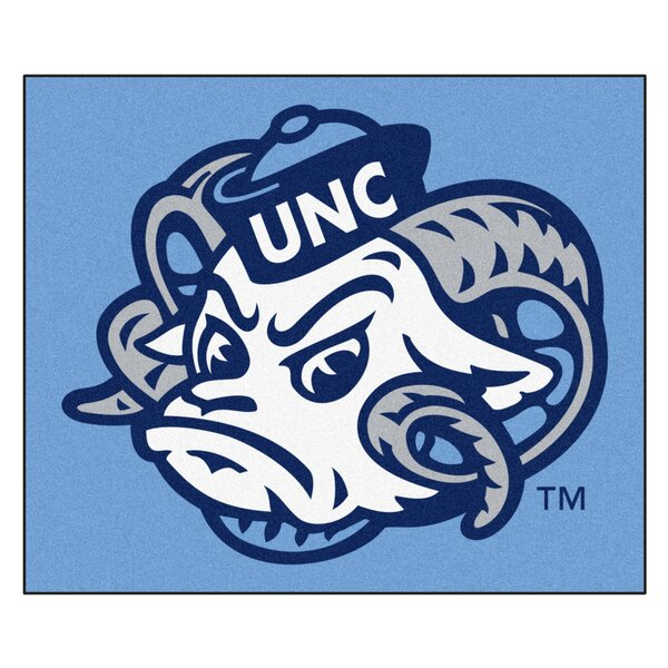NCAA University of North Carolina - Chapel Hill Tailgater Doormat by FANMATS