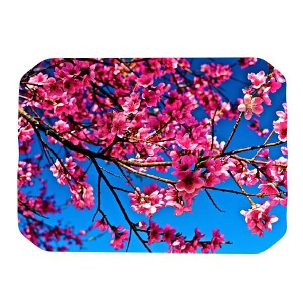 Flowers Placemat by KESS InHouse
