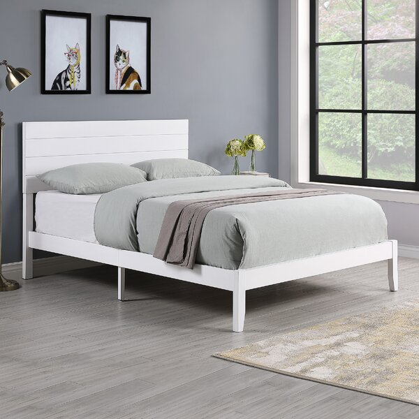 Damaris Queen Platform Bed by Red Barrel Studio
