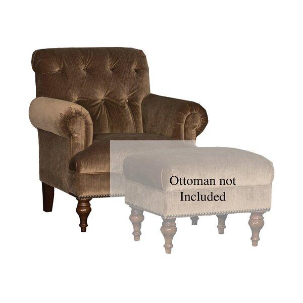 Cuadrado Club Chair by Darby Home Co