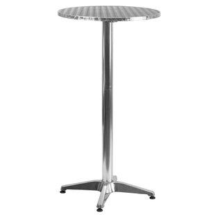 Folding Aluminum Bar Table