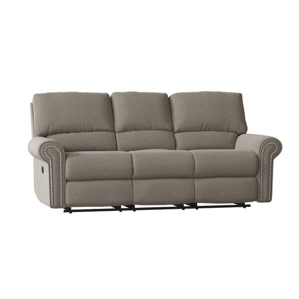 Cory Reclining Sofa By Wayfair Custom Upholstery™
