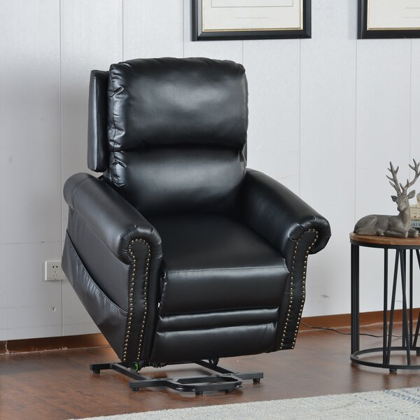 Hadsell Power Lift Assist Recliner By Winston Porter