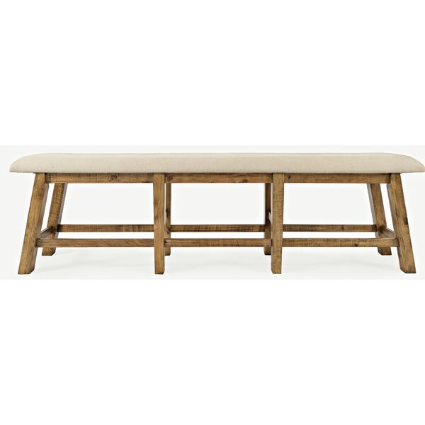 Thame Upholstered Bench By Loon Peak