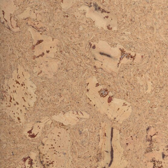 12 Cork Flooring in Odysseus Crème by APC Cork