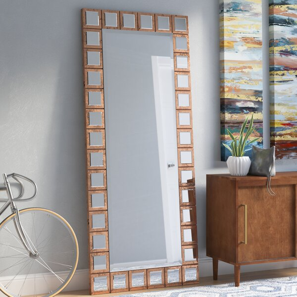 Rectangle Full Length Mirror by Brayden Studio