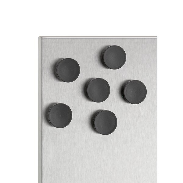 Muro Magnets (Set of 6) by Blomus