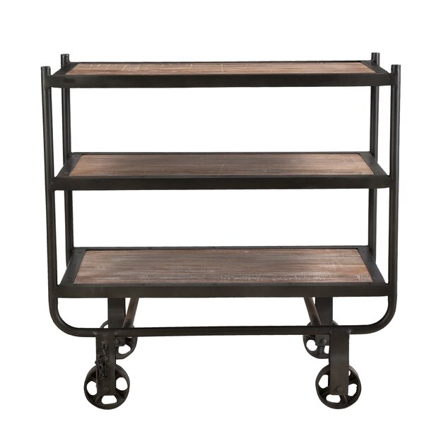 Clare Bar Cart by 17 Stories