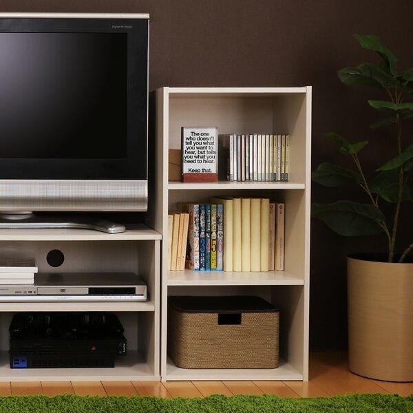 Waku Series 3 Standard Bookcase By IRIS USA, Inc.