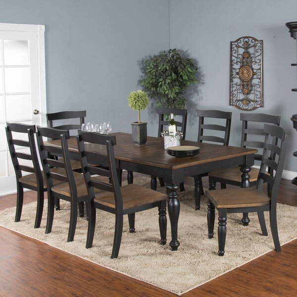 Patenaude Extendable Dining Table by August Grove