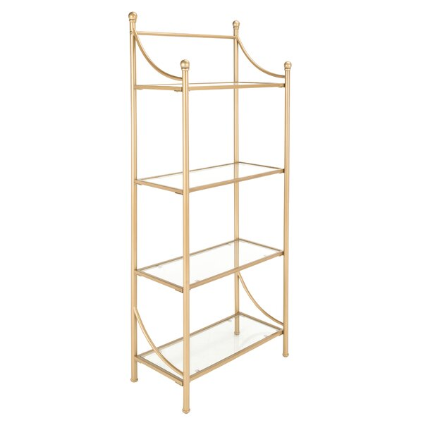 Galaxy Etagere Bookcase By House Of Hampton