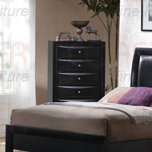 Borotice 5 Drawer Chest by Latitude Run