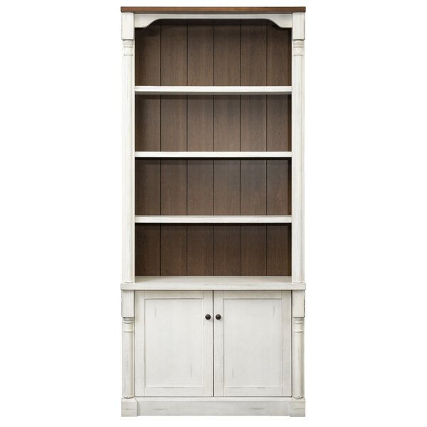Review Preston Standard Bookcase