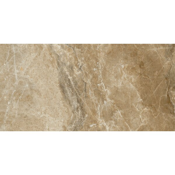 Emperor 12 x 24 Porcelain Field Tile in Napoleon by Lea Ceramiche