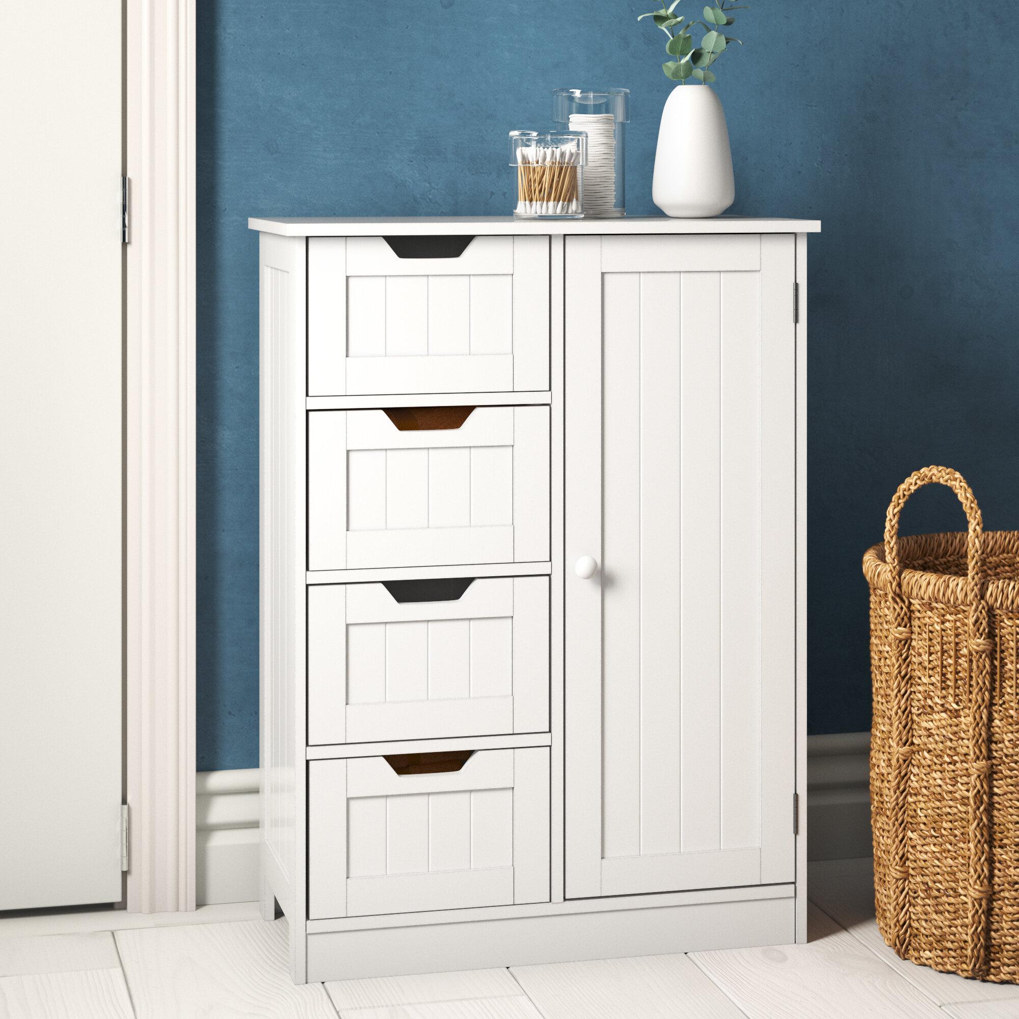 Aniya 60 X 81cm Free Standing Cabinet