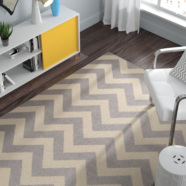 Brianna Ivory Area Rug by Zipcode Design