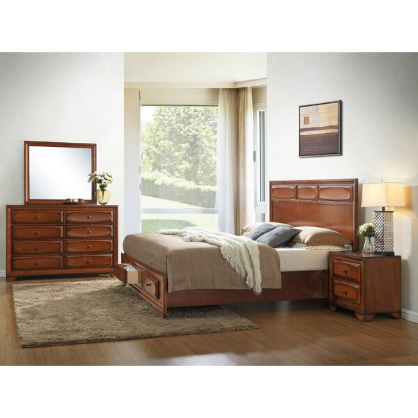 Beagan Platform Configurable Bedroom Set by Winston Porter