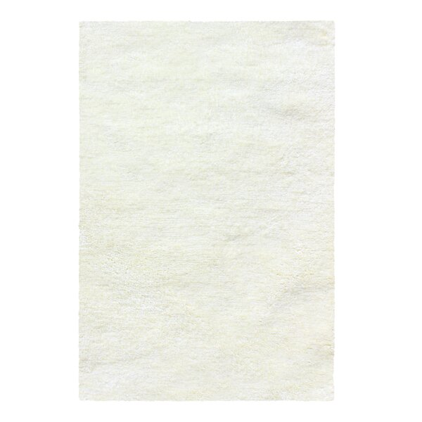 Catharine Hand-Woven Ivory Area Rug by Zipcode Design